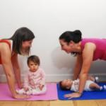 Doğum Sonrası Sıkılaşmak İçin Hareketler